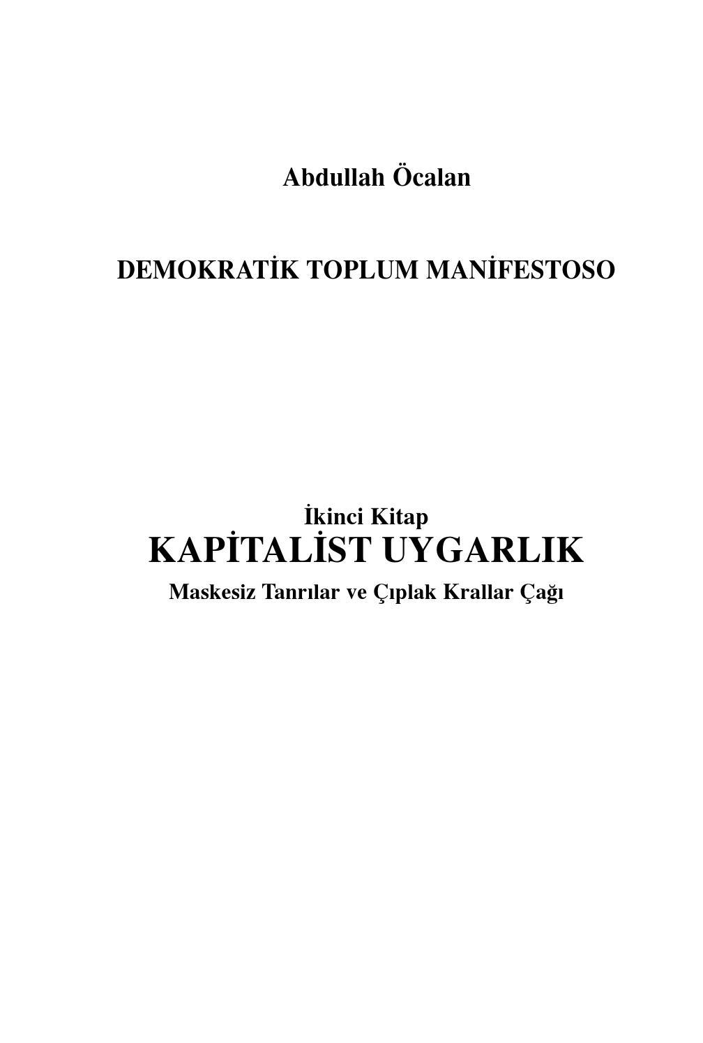 Demokratik rejimler: tarih ve modernite