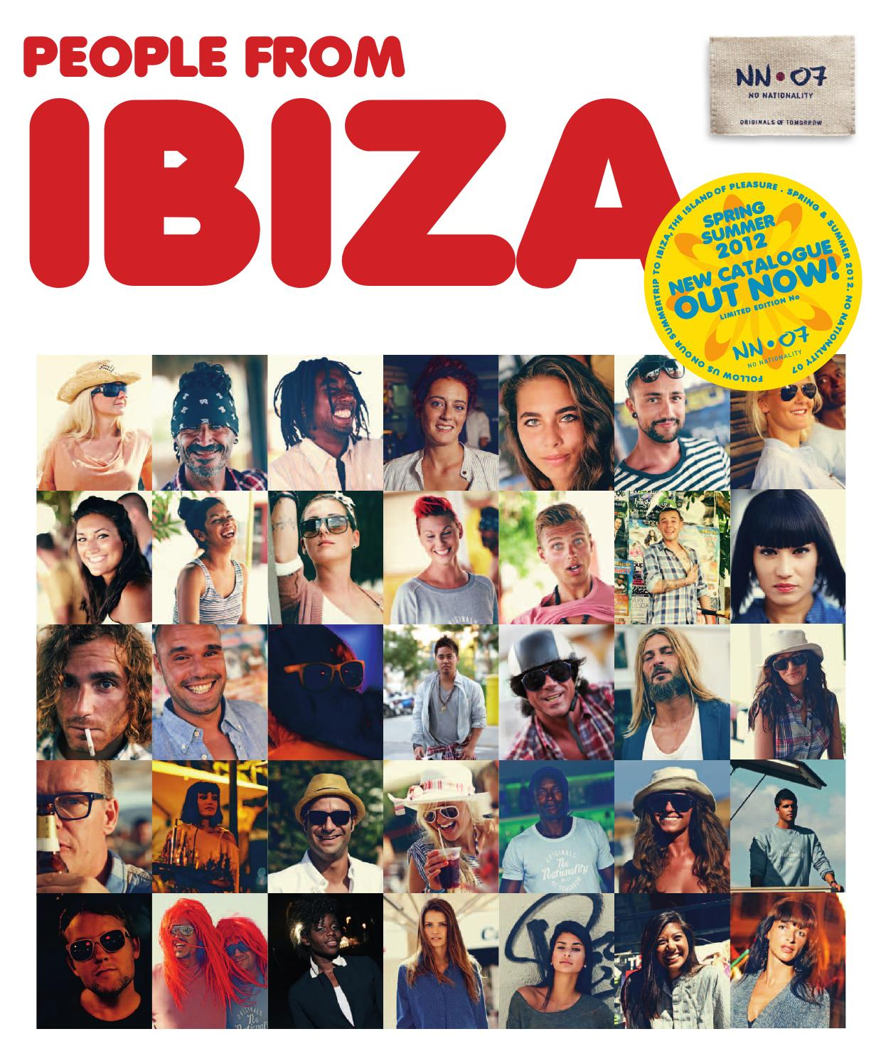21883074a98e NN07 SS12 - People from Ibiza by Sebastian Andersson - issuu