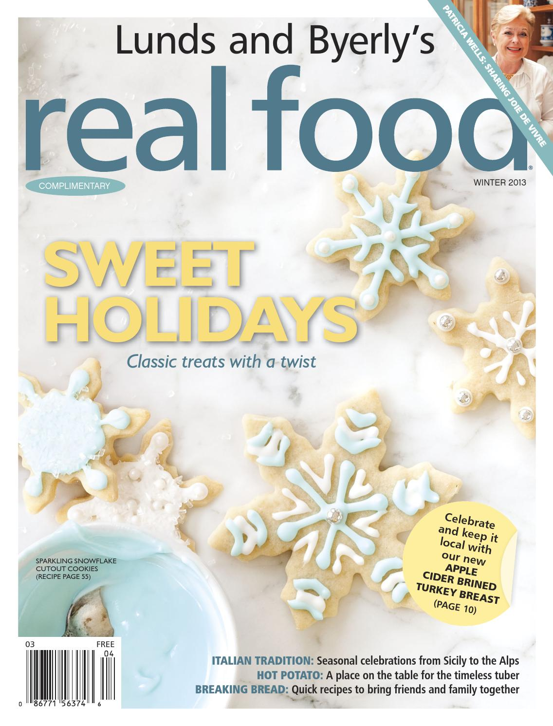 Lunds And Byerlys Real Food Winter 2013 By Issuu Ghirardelli Wedges Betty Beige 39