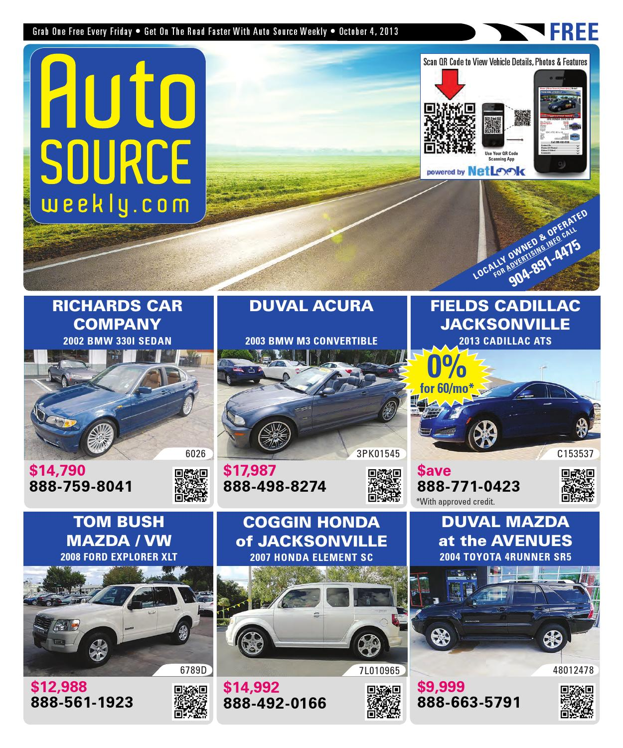 Auto Source Weekly By Auto Source Weekly
