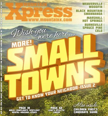 Mountain Xpress 10 16 13 by Mountain Xpress - issuu