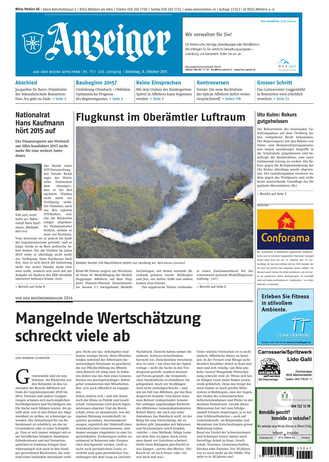 079 2013 by AZ-Anzeiger - issuu
