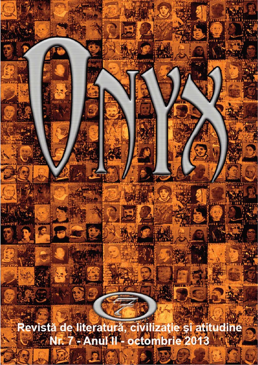 Anca Dumitra Nud revista onyx nr 7ioan mititelu - issuu