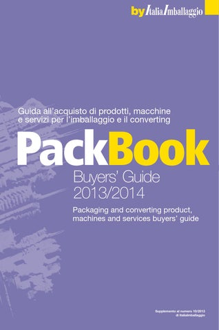 1c2bb6ff531c05 PackBook 2013-2014 by Edizioni Dativo - issuu