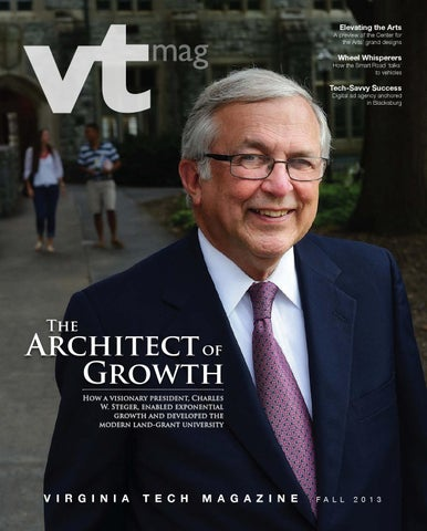 64edc96f Virginia Tech Magazine, fall 2013 by Virginia Tech Magazine - issuu