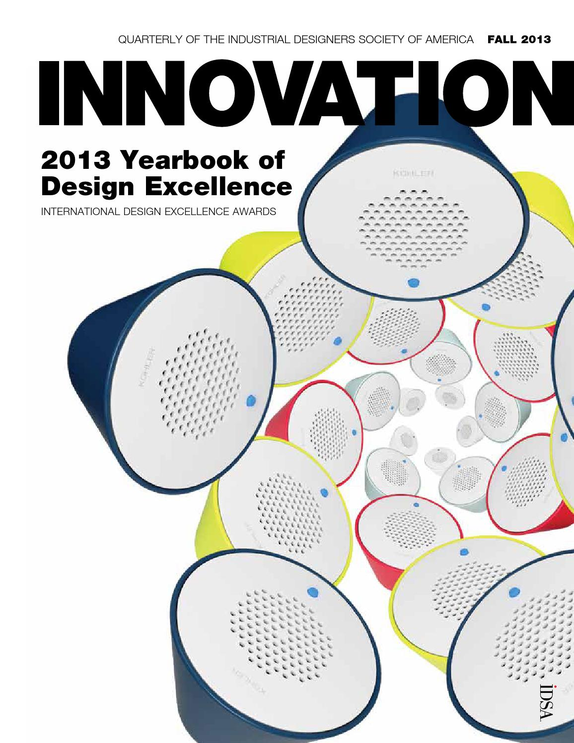 Innovation Fall 2013  Yearbook of Design Excellence by Industrial Designers  Society of America - issuu 72e2f90f21d0