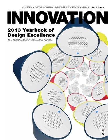 b21caf19a5 Innovation Fall 2013: Yearbook of Design Excellence by Industrial ...