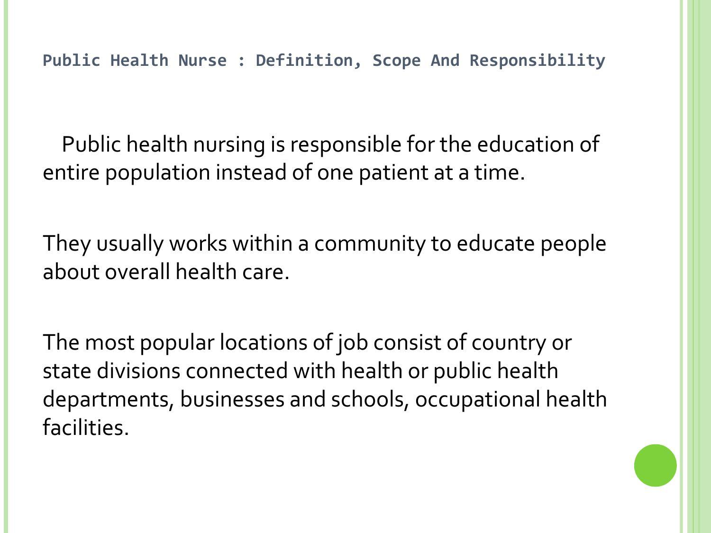 public health nurse by alice smith - issuu