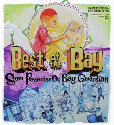 f7bda62e6 San Francisco Bay Guardian by San Francisco Bay Guardian - issuu