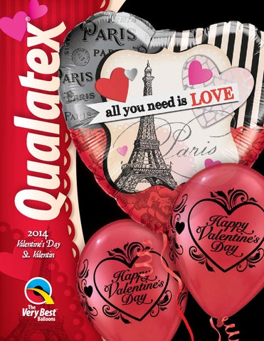 2014 Valentine S Day Canada By Pioneer Balloon Company Issuu