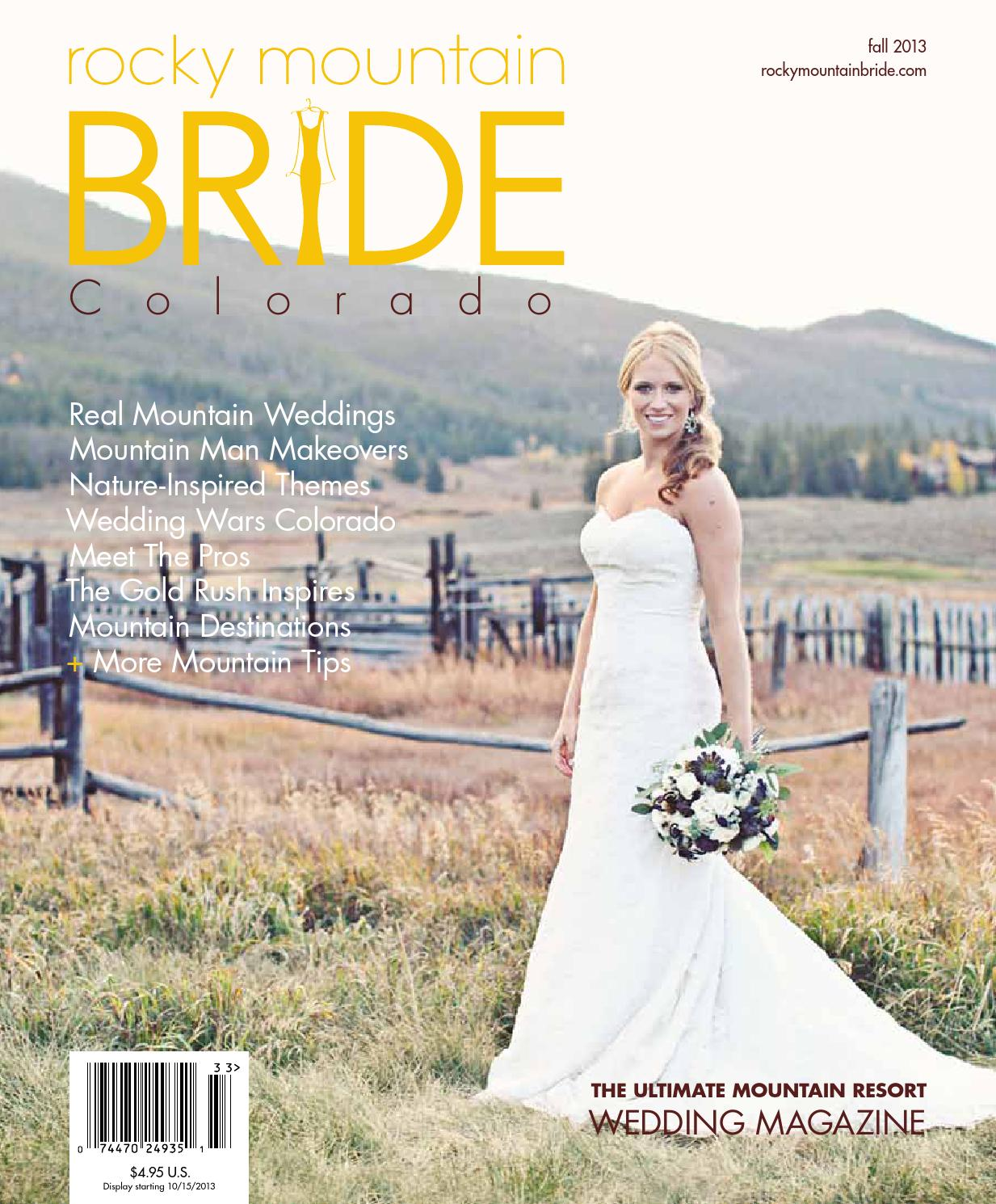 Rocky Mountain Bride Magazine