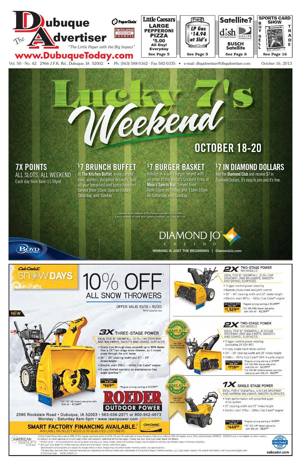 2852d048ffd The Dubuque Advertiser October 16