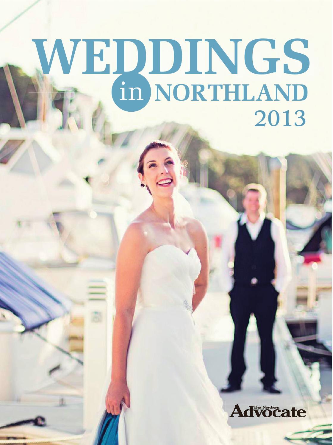 Weddings ebook by Northern Advocate - issuu