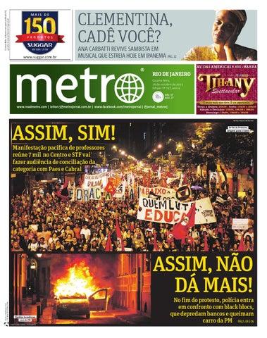 a36c35d883035 20131016 br metro rio by metro brazil - issuu