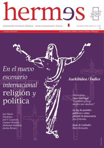 2ec3a37e37c hermes pentsamendu eta historia aldizkaria. revista de pensamiento e  historia