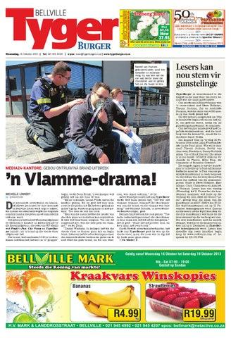 Oct 2013 By Tygerburger 23 Issuu Bellville Newspaper 4OwxHUq