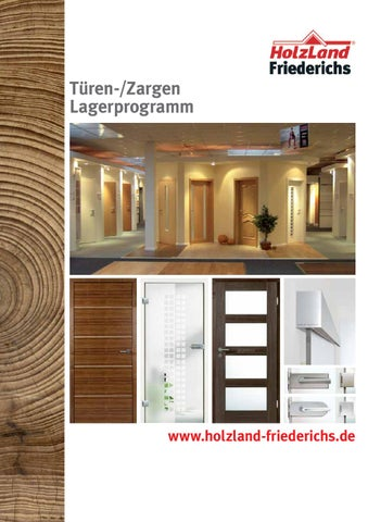 holzland friederichs t ren by kaiser design issuu. Black Bedroom Furniture Sets. Home Design Ideas