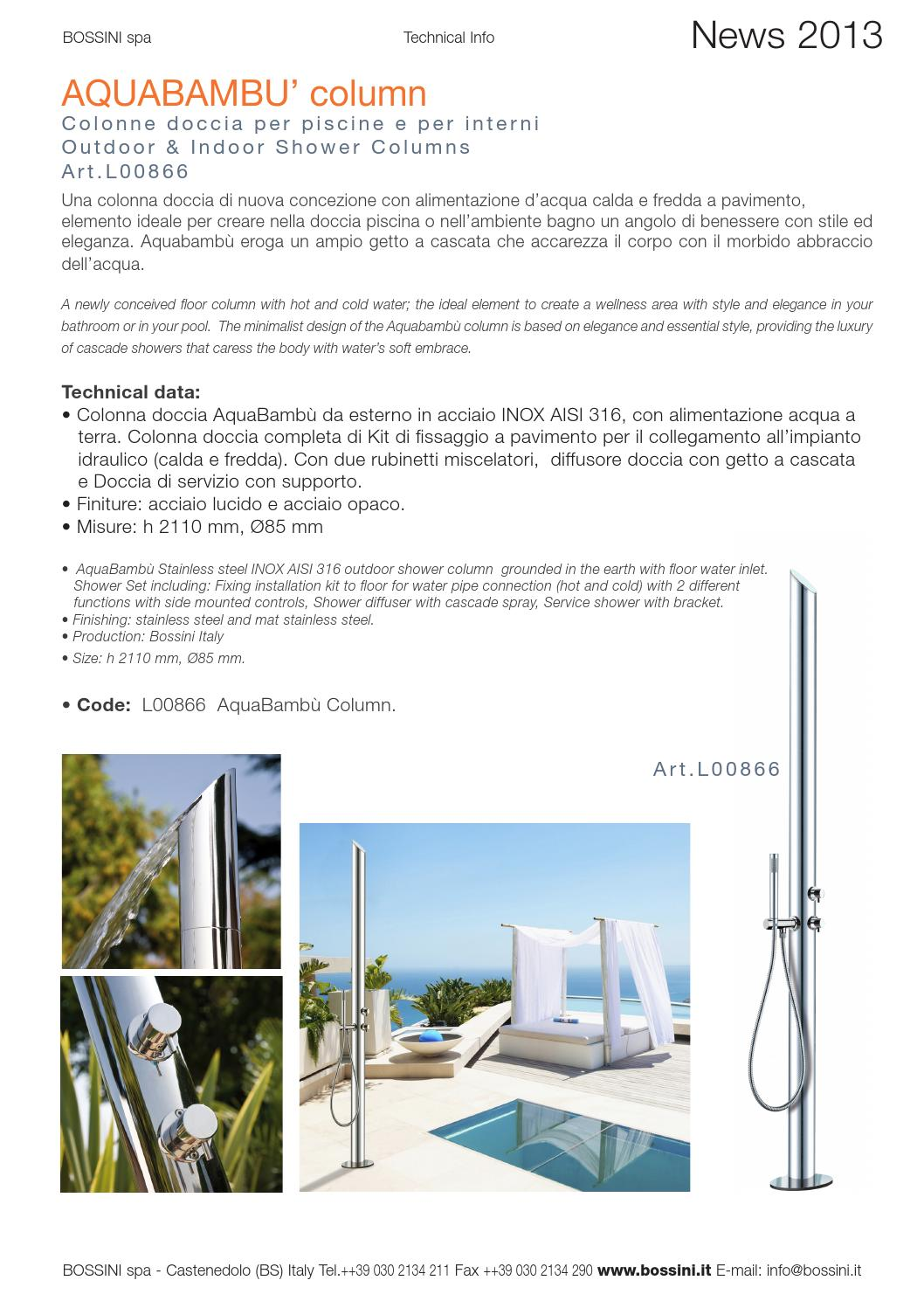 elemento acqua calda hook up