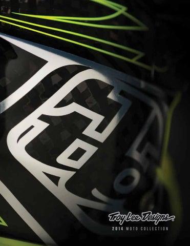 7e3beebf Troy Lee Designs Moto 2014 by BUD RACING - issuu