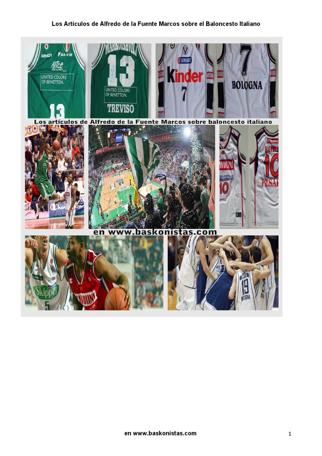 Los artículos de Alfredo De La Fuente Marcos sobre el baloncesto ...