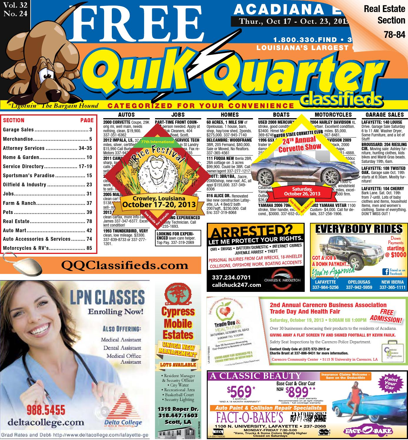 Qqacadiana 10172013 By Part Of The Usa Today Network Issuu Roper Dryer Parts Diagram 864 X 1095 16 Kb Png Excellent