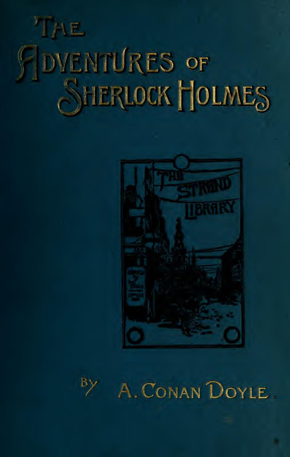 an analysis of sherlock holmes power of observation Sherlock holmes would never have made a snap judgment like mine,  he will  run the risk of losing objectivity in the rest of his observation.