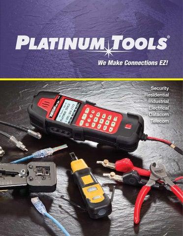 Platinum Tools Platinum 10530C Ceramic Kevlar Scissors Clamshell.