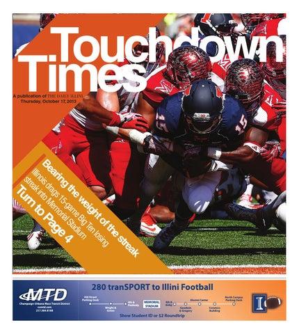 127706ec5 Touchdown Times  October 17