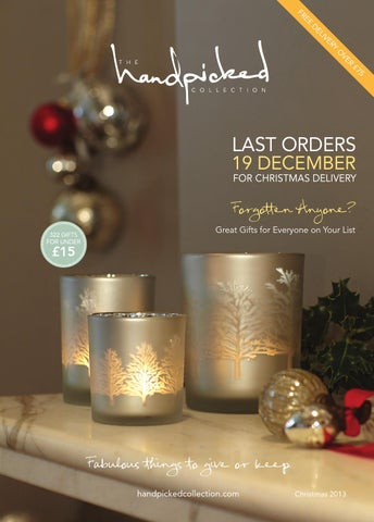 f82da2435cb48 The Handpicked Collection Christmas Catalogue by Heather King - issuu