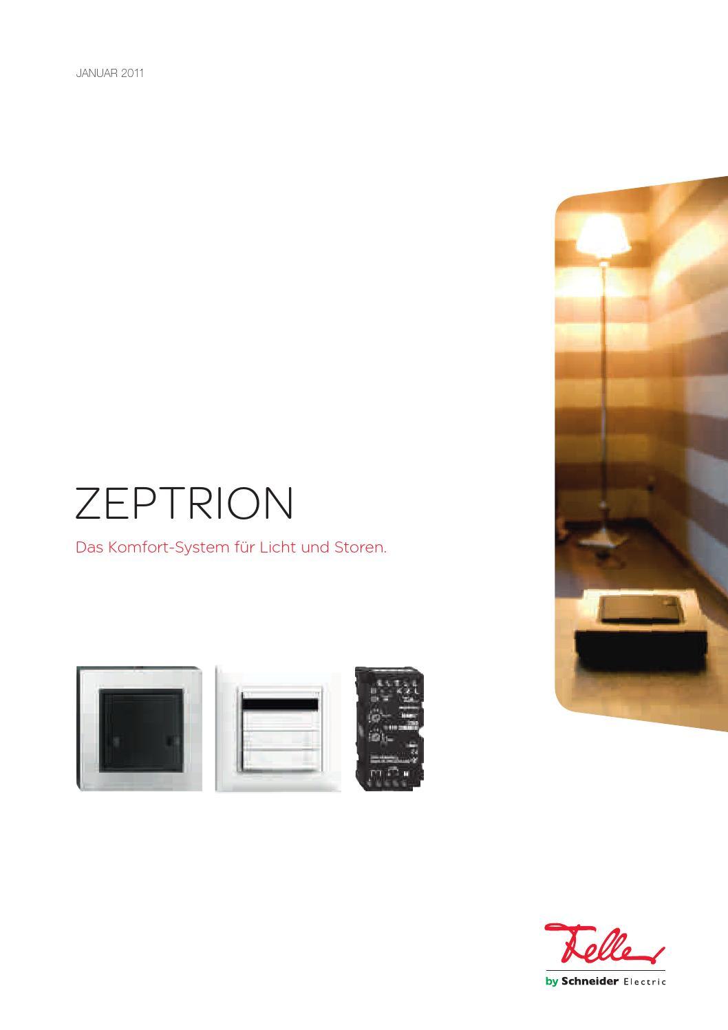 Systemdoku zeptrion by Feller AG - issuu