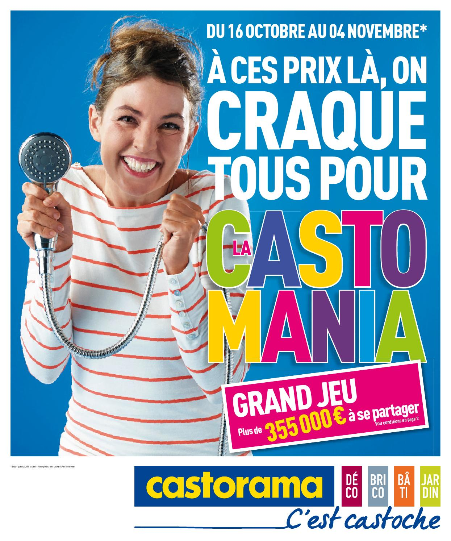 Pot De Graisse Castorama castorama catalogue 16octobre 4novembre2013