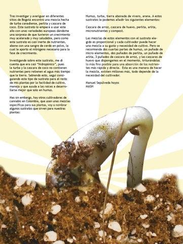 6fc53b8ef99a Tras investigar y averiguar en diferentes sitios de Bogotá encontré una  mezcla hecha de turba canadiense