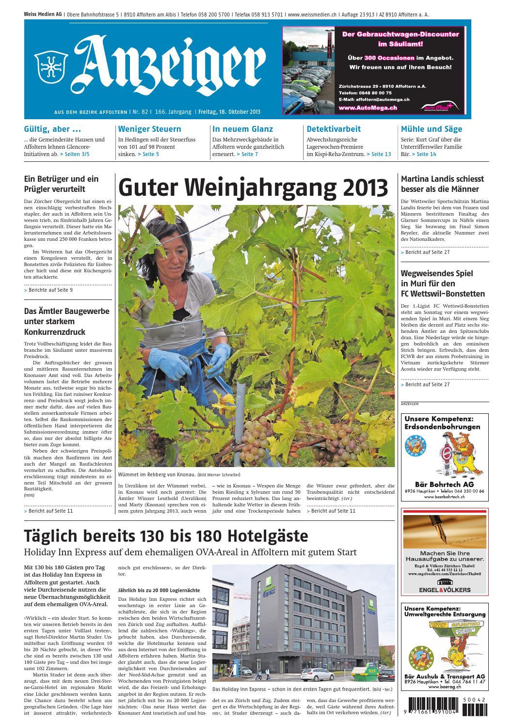 082 2013 by AZ-Anzeiger - issuu