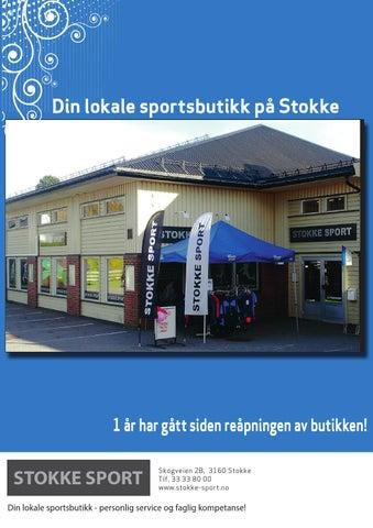 5fa73319 Stokke Sport - Din lokale sportsbutikk by Stadion AS - issuu