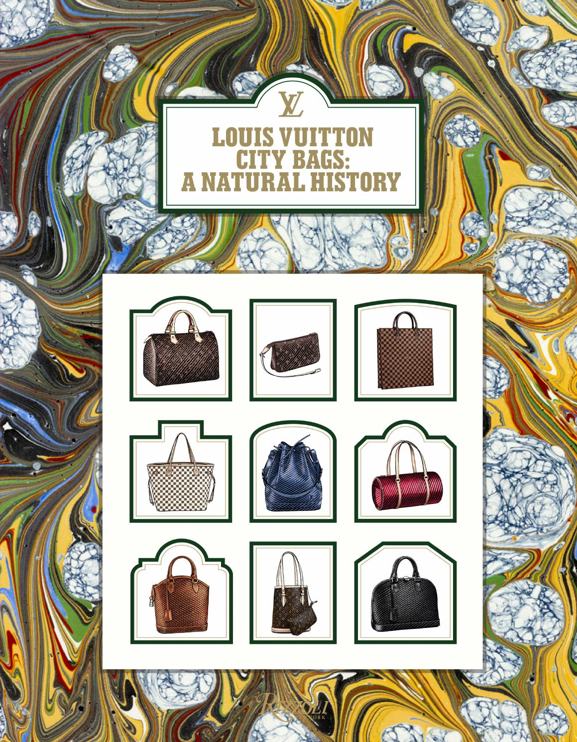 01f0bf608e65 Louis Vuitton City Bags  A Natural History by Rizzoli International  Publications - issuu