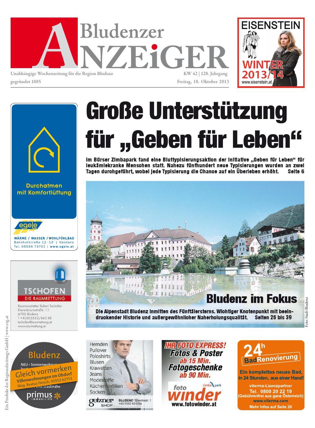 Singles in Bludenz, 100% kostenlose Singlebrse | austria