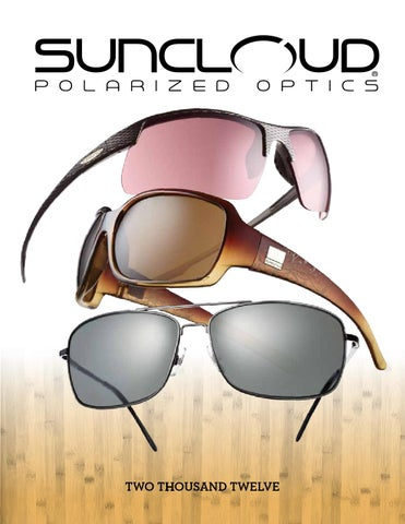 3a66b57c97 Catalogo suncloud optics 2012 by Hyperflex Wetsuits Argentina - issuu