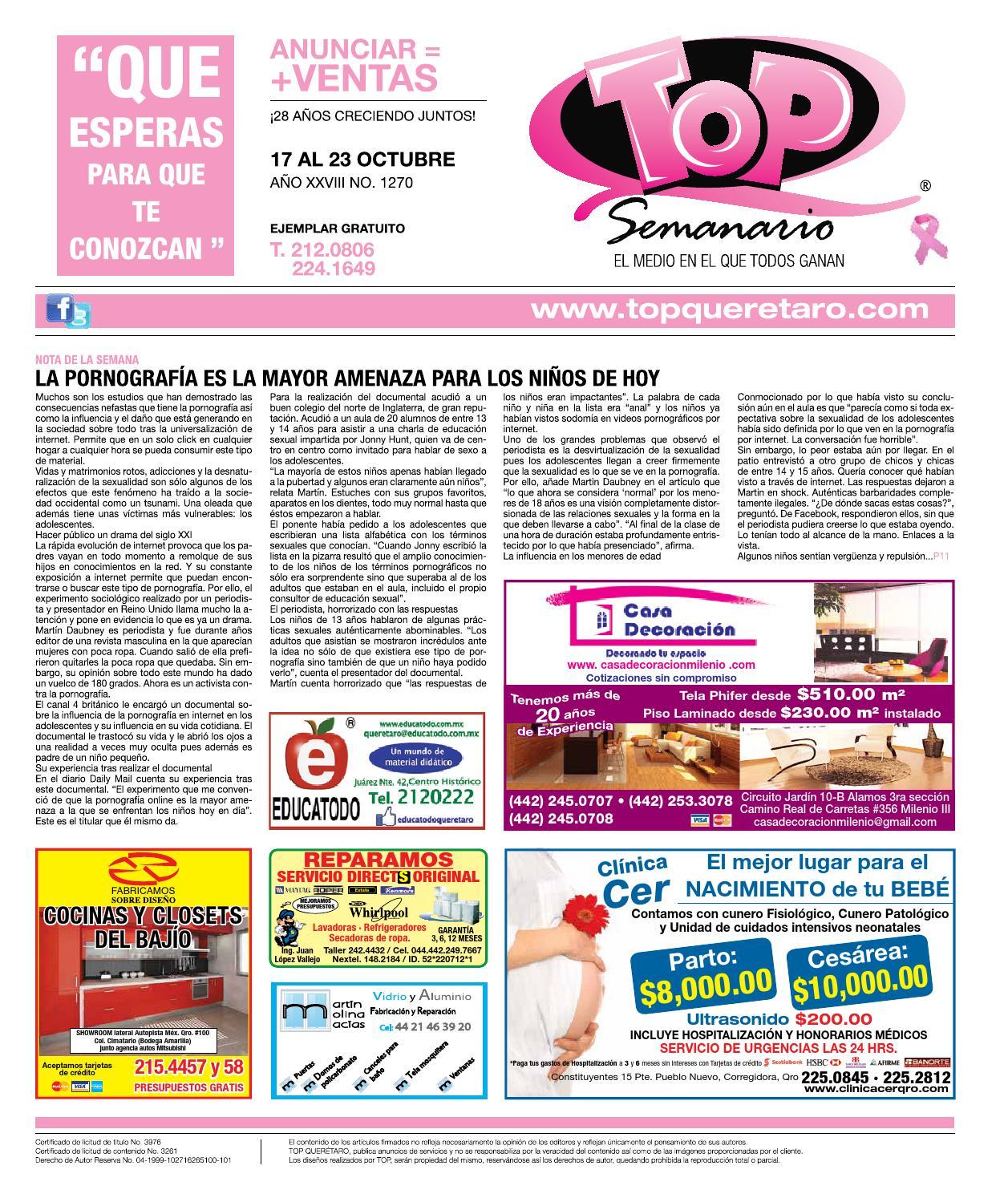 EDICION 1270 by Celsite México - issuu