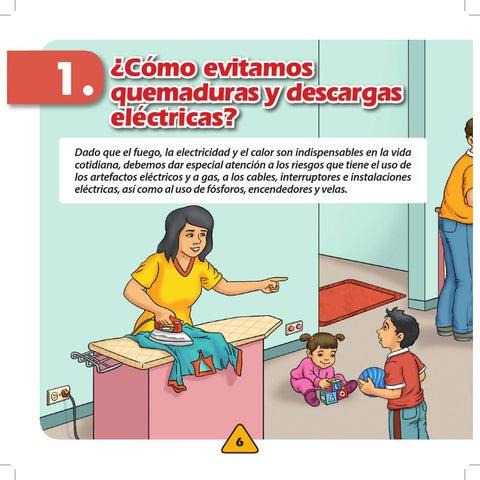 Consejos para prevenir y evitar accidentes y peligros a los ni os by instituto colombiano de - Como evitar la condensacion en casa ...