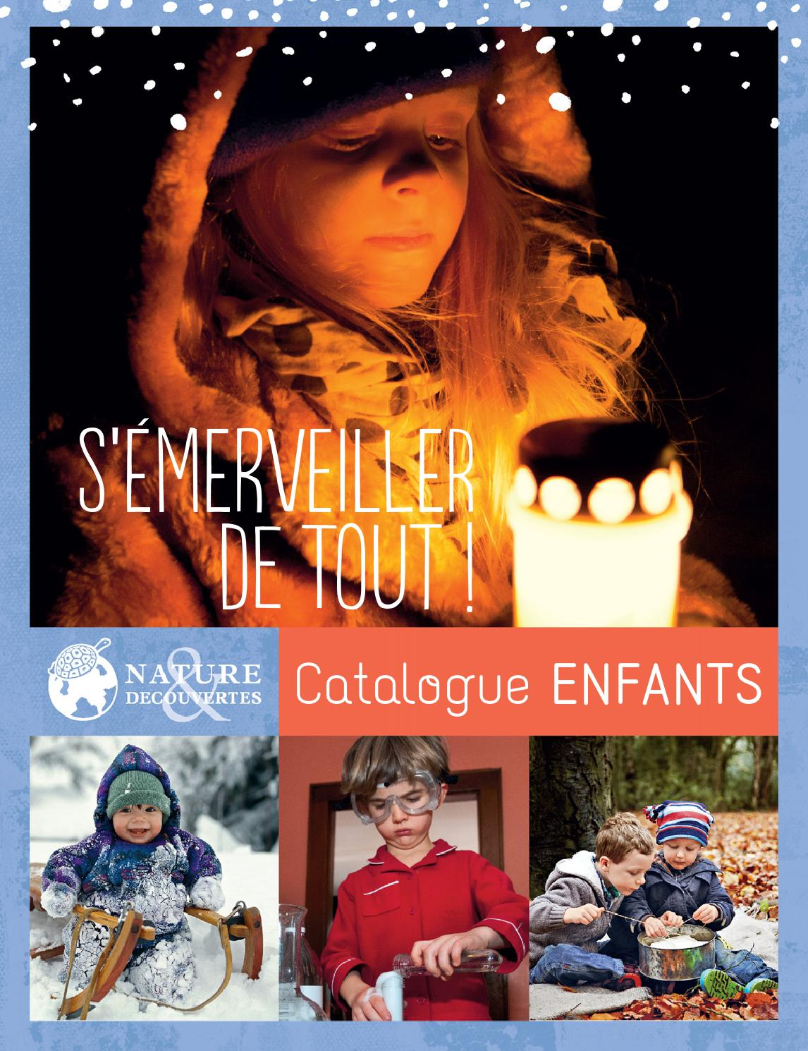 Catalogue Nature & Découvertes - Enfants 2013 by joe monroe - issuu