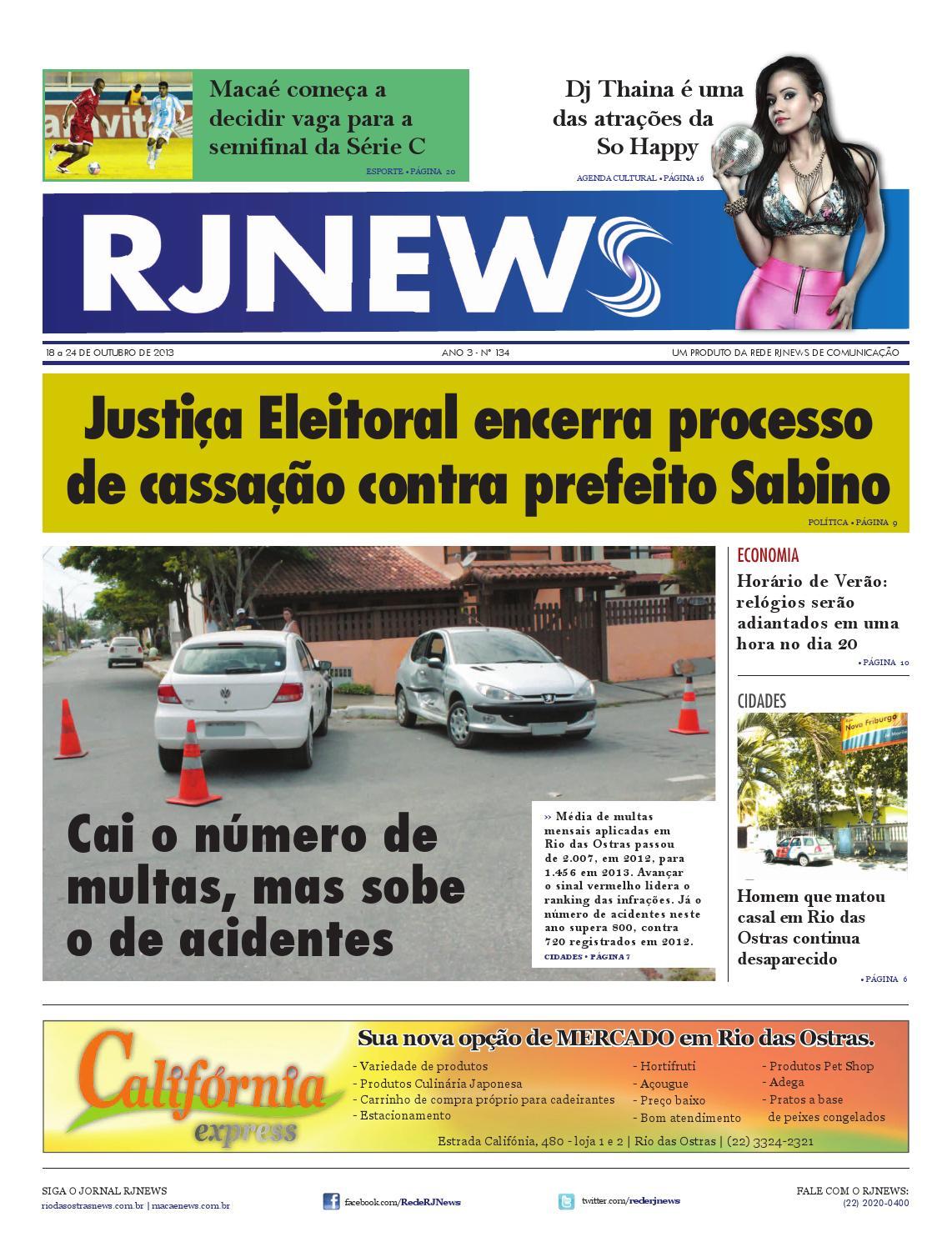 7cff98c35 Jornal RJNEWS Edição 134 by Jornal RJNews - issuu