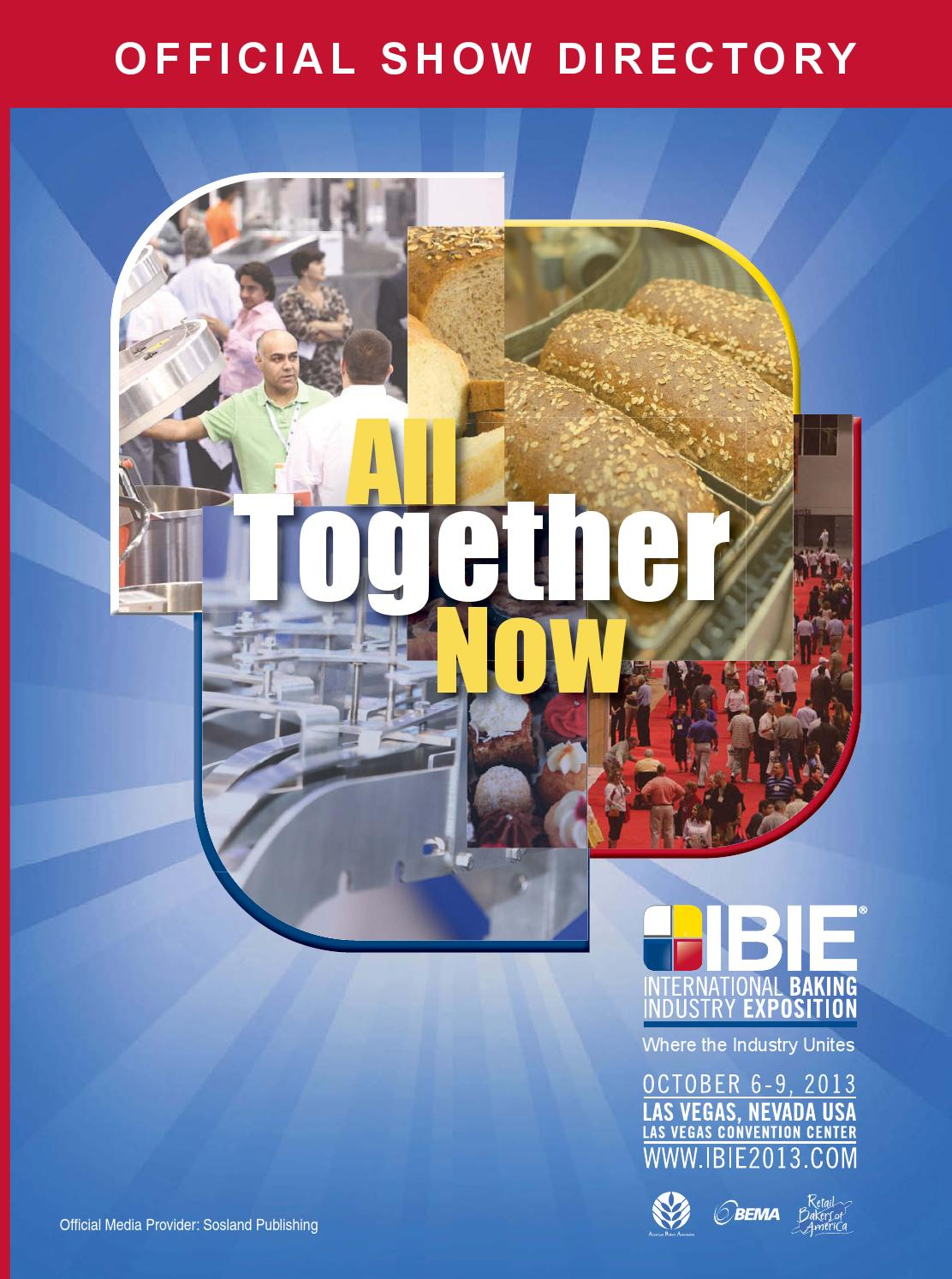 IBIE 2013 Show Directory by Marketing Design Group - issuu