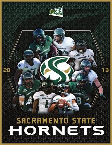 e2adf46b7 2013 Sacramento State Football Media Guide by Hornet Sports - issuu