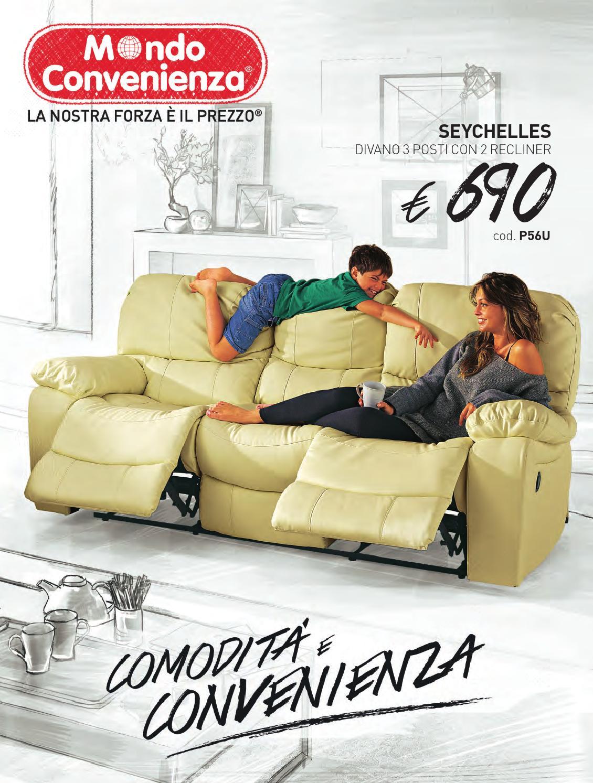 Catalogo Divani Mondo Convenienza 3 Posti.Mondo Convenienza Speciale Divani 2013 By Mobilpro Issuu