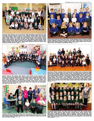 First Class October 18th 2013 By Barnsley Chronicle Issuu