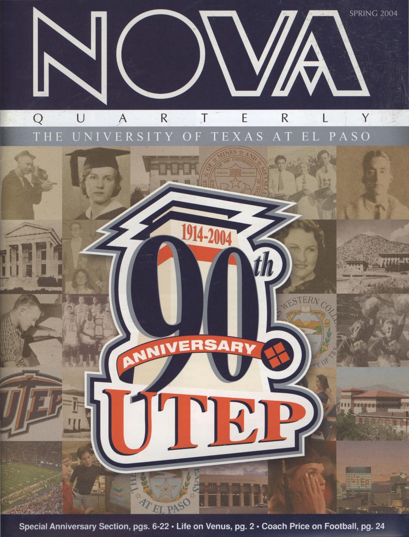 Utep Spring 2022 Academic Calendar.Nova Quarterly The University Of Texas At El Paso By Utep Library Issuu