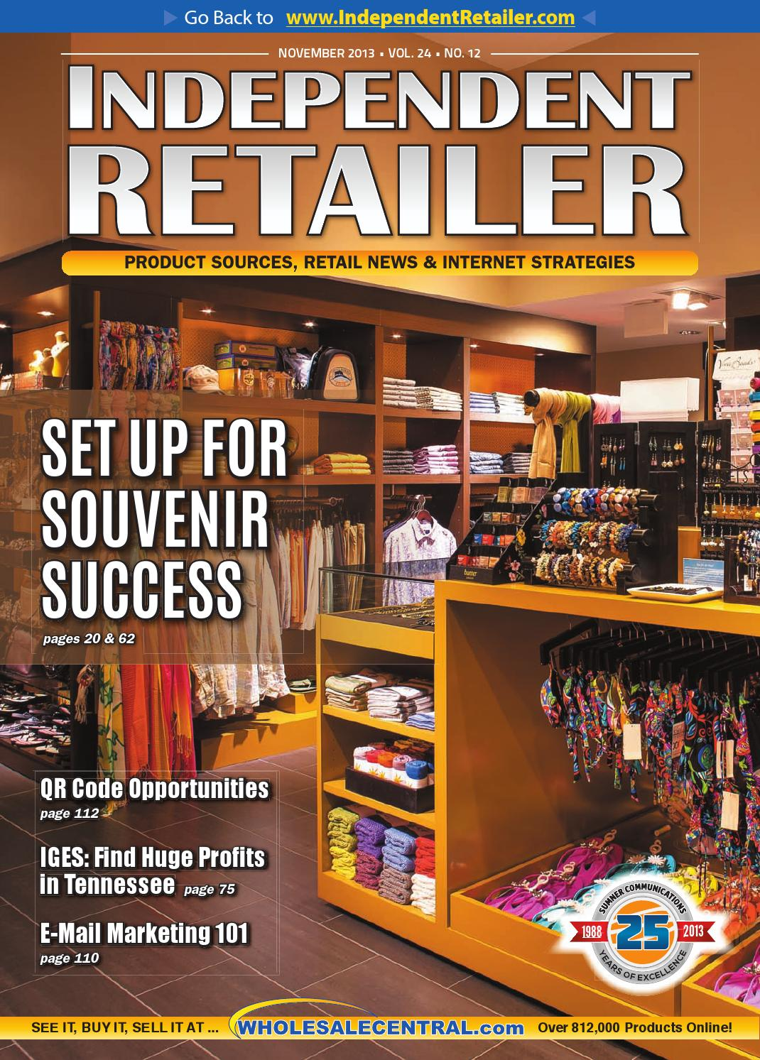 Independent Retailer 11-13 by Sumner Communications - issuu 8fd11a436cc3