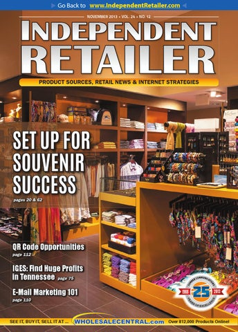0d29ca571b0c Independent Retailer 11-13 by Sumner Communications - issuu