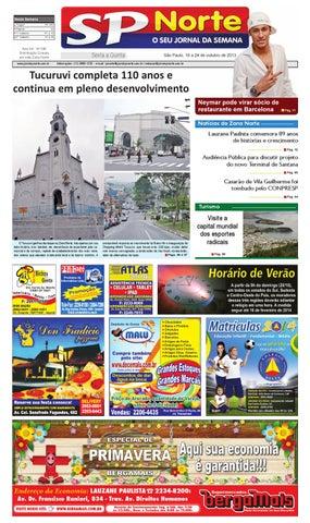 cabf196faf642 Jornal SP Norte 583 by Grupo SP de jornais - issuu