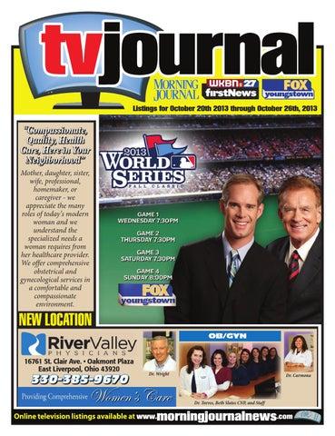 TV Journal 10-20-2013 53005b2a4ff2